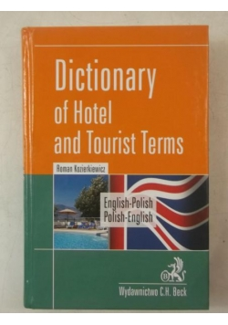 Dictionary of Hotel and Tourist Terms