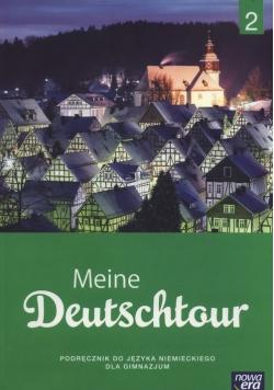 Meine Deutschtour 2 Podręcznik