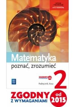Matematyka LO 2 Poznać, zrozumieć Podr. ZR WSiP