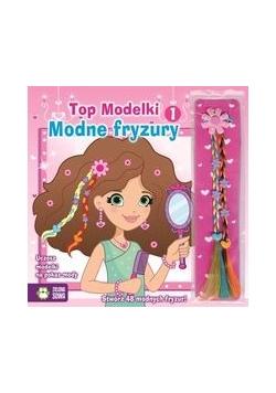 Top Modelki 1 Modne fryzury
