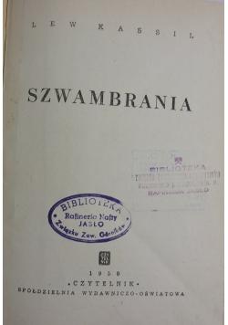Szwambrania, 1950 r.