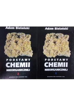 Podstawy chemii nieorganicznej. Tom I-II.