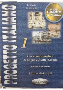 Corso multimediale di lingua e civilta italiana 1