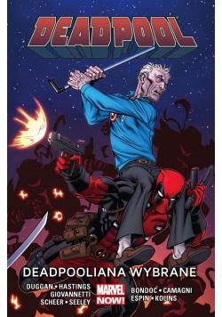 Deadpool T.10 Deadpooliana wybrane
