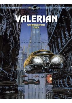 Valerian T.V Wyd. zbiorcze