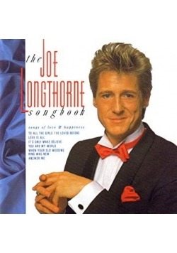 The Joe Longthorne songbook, CD