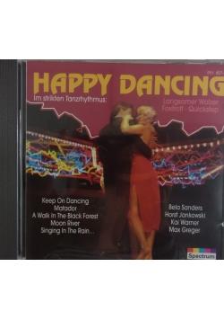 Happy Dancing, płyta CD