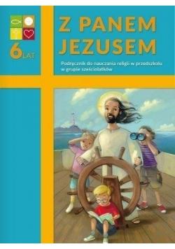 Katechizm 6-latek Z Panem Jezusem podr. WK