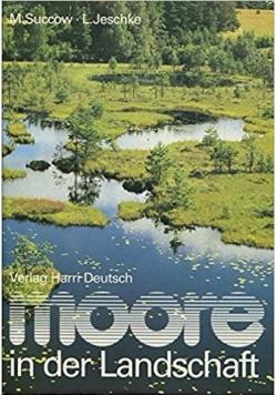 Moore in der Landschaft