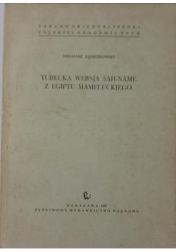 Turecka wersja sah- name z Egiptu mameluckiego