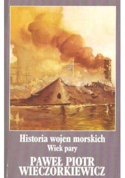 Historia wojen morskich, Wiek pary, Tom 2