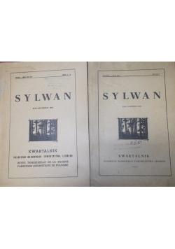 Sylwan Zeszyt 1-2, 3