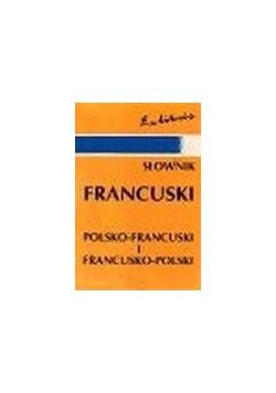 Mini słownik pol-franc-pol EXLIBRIS