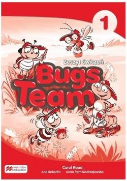 Bugs Team 1 Zeszyt ćwiczeń (wersja wieloletnia)
