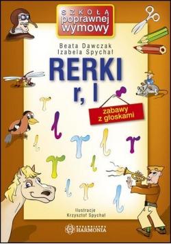 """Rerki """"R"""" i """"L"""" w.2012 Harmonia"""