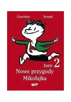 Nowe przygody Mikołajka Tom 2