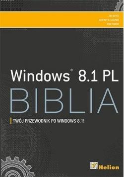 Windows 8.1 PL . Biblia