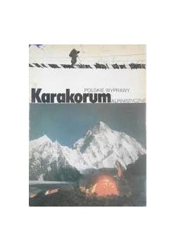 Karakorum  - Polskie wyprawy alpinistyczne