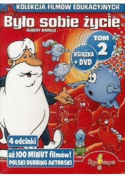 Było sobie życie książka+DVD Tom 2