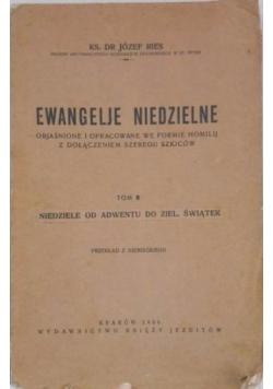 Ewangelje niedzielne, Tom I, 1936 r.