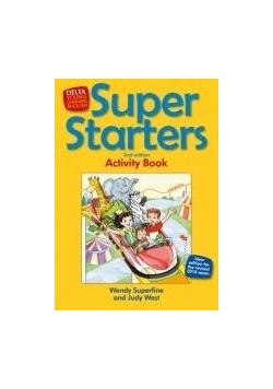 Super Starters Second Editon. Activity Book