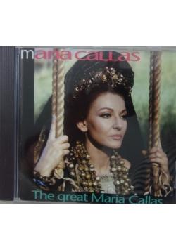 Maria Callas, płyta CD