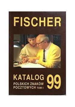 Katalog polskich znaków pocztowych, tom I