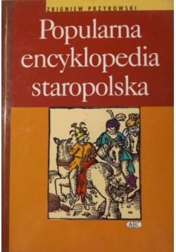 Popularna encyklopedia staropolska