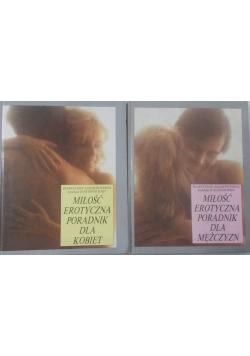 Miłość erotyczna poradnik zestaw 2 książek