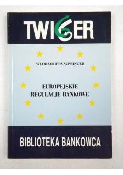 Europejskie regulacje bankowe