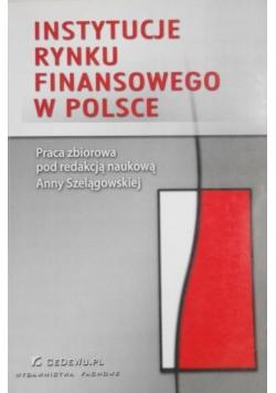 Instytucje rynku finansowego w Polsce