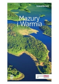 Travelbook - Mazury i Warmia w.2018