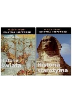 1000 pytań i odpowiedzi: Historia świata i Historia starożytna