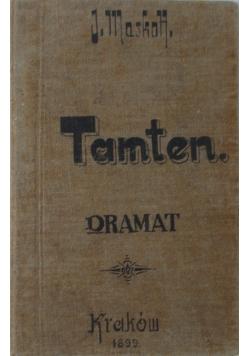 Tamten. Dramat 1899 r.
