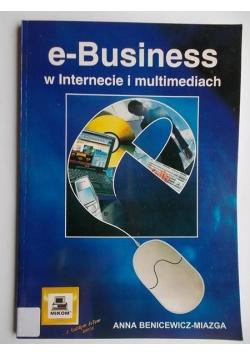 Business w Internecie i multimediach
