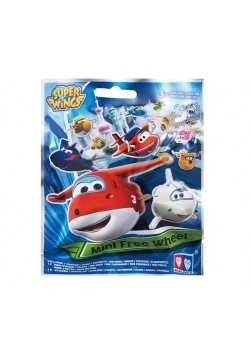 Super Wings Mini Figurka