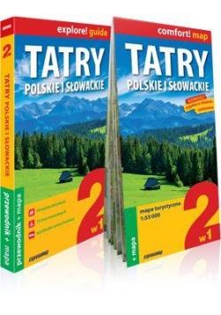 Explore!guide Tatry polskie i słowackie 2w1