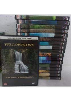 Zestaw płyt Dts , DVD , 18 PŁYT