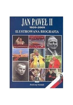 Jan Paweł II- ilustrowana biografia