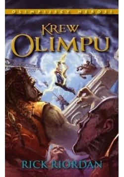 Olimpijscy Herosi T5 Krew Olimpu