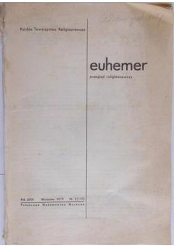 Euhemer. Przegląd religioznawczy