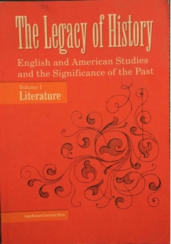 The Legacy of History, volume I