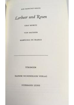 Lorbeer und Rosen