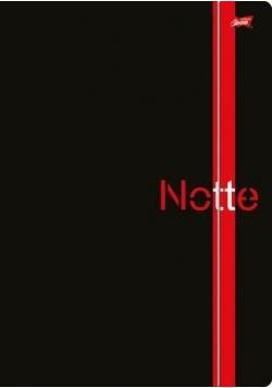 Teczka z gumką A4 Notte