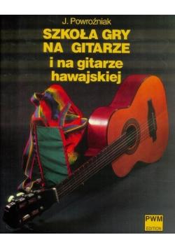 Szkoła gry na gitarze i na git. hawajskiej w.2015