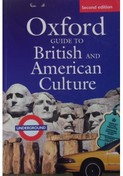 Słownik Oxf. Guide to British&Am Culture OXFORD