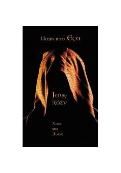 Imię róży (wydanie poprawione przez autora 2017 )
