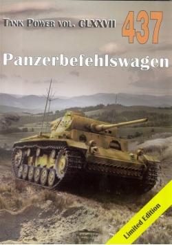 Panzerbefehlswagen. Tank Power vol. CLXXVII 437