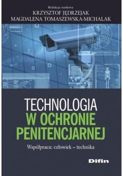 Technologia w ochronie penitencjarnej