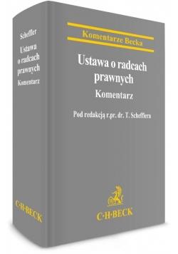 Ustawa o radcach prawnych. Komentarz